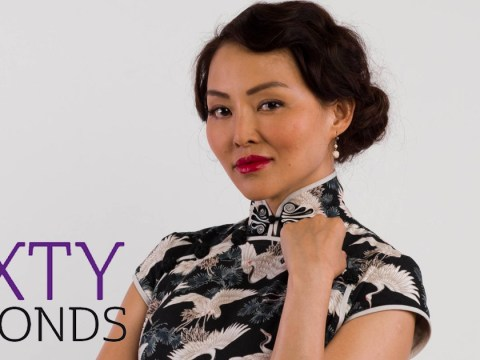 Sixty Seconds: Elizabeth Tan on being taken under Michelle Keegan's 'wing' on Corrie, and why her Singapore Grip role is so relevant