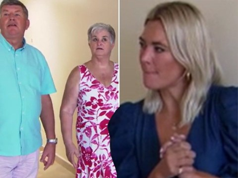 A Place in the Sun presenter Danni Menzies fails to impress couple during property search: 'I can tell you're not excited'