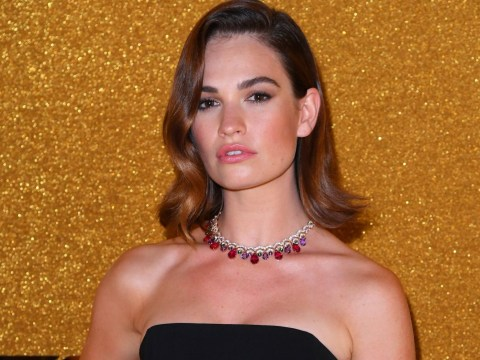 Lily James 'pulled out of interview with just 45 minutes notice' prior to series of cancellations after Dominic West drama