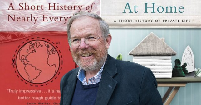 Best-selling author Bill Bryson ?to retire from writing? Pics: Getty