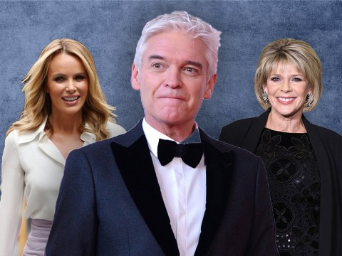 Phillip Schofield's fiercest feuds – from Ruth Langsford and Fern Britton to Piers Morgan and Amanda Holden