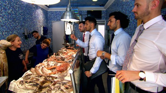 The Apprentice Best Bits