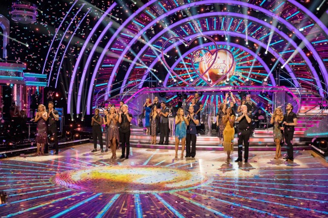 Strictly Come Dancing 2020 couples