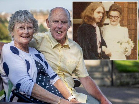 Couple celebrates 50th wedding anniversary and says they have Bob Dylan to thank