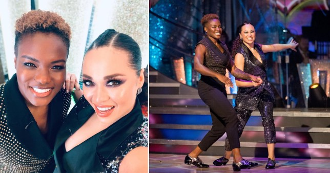 Strictly's Nicola Adams promises to 'break boundaries' with Katya Jones