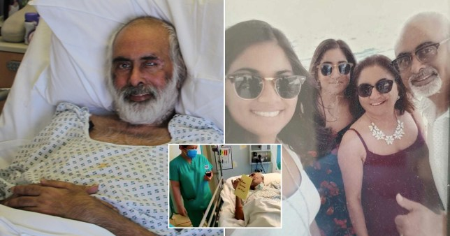 One of Britain's longest-running Covid patients, Anil Patel, hails 'second life' as he finally gets date to go home.