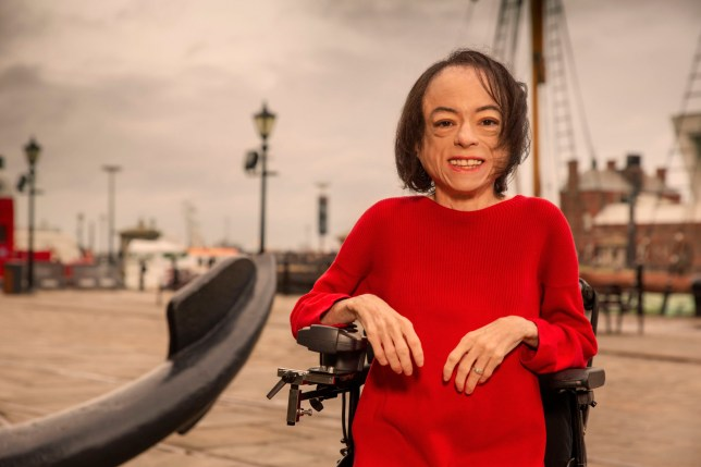 liz carr who do you think you are?