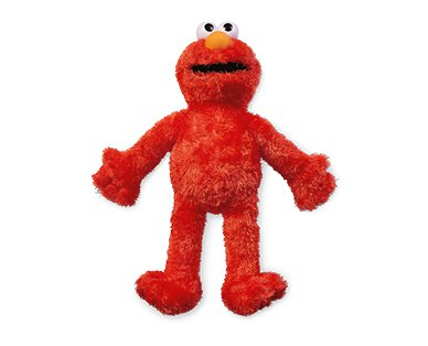 Elmo - Aldi retro toy range