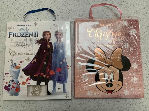 Primark releases £6 Disney advent calendars that are perfect for Christmas