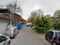 The Metropolitan Police have appealed for anyone who saw the incident on Mary Datchelor Close in Camberwell, south London, to come forward.