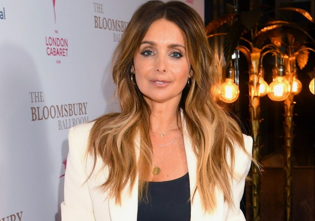 LONDON, ENGLAND - JANUARY 30: Louise Redknapp attends the Gatsby Gala 2020 at Bloomsbury Ballroom on January 30, 2020 in London, England. (Photo by Dave J Hogan/Getty Images)