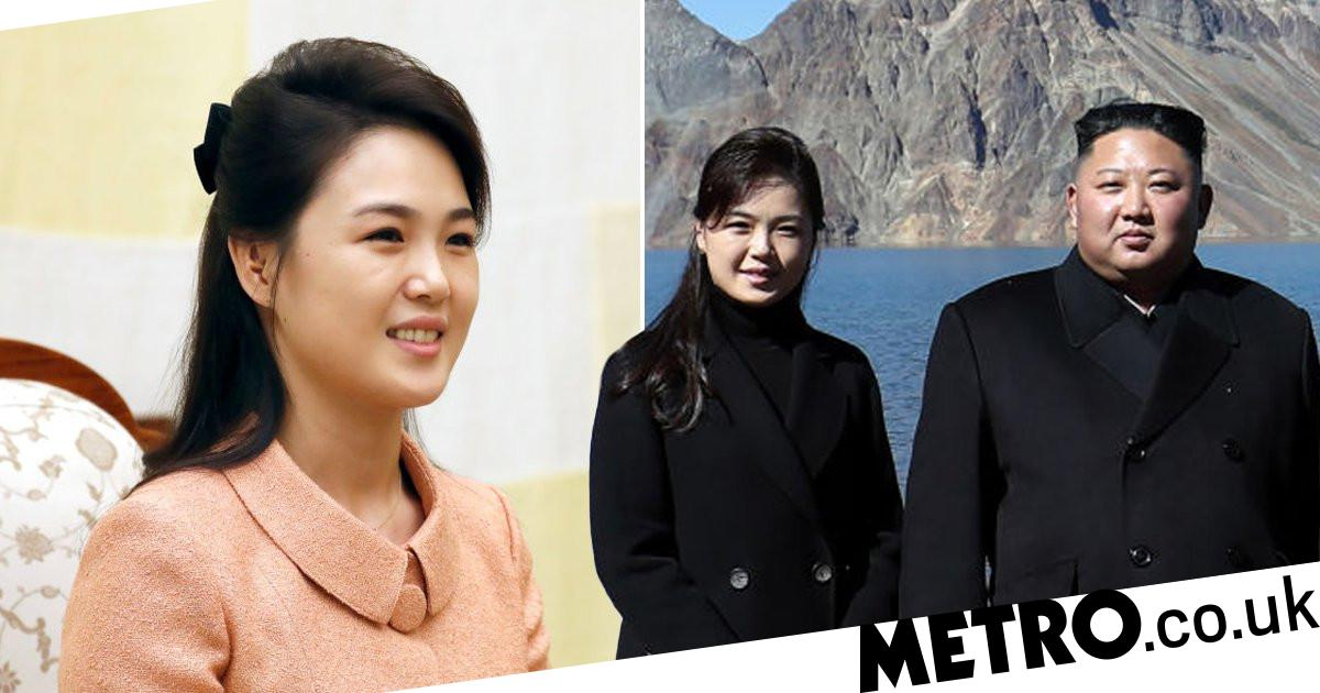 Is Kim Jong-un's wife dead? Rumours circulate as she hasn't been seen for nine months - metro