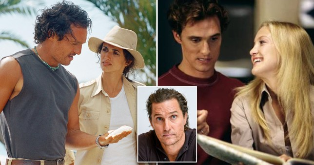 Matthew McConaughey says he never dated co-stars to keep on-screen chemistry ?sizzling?