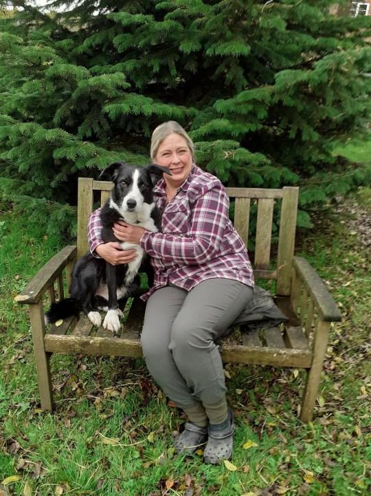 Cap the sheepdog with SallyAnn Fisher