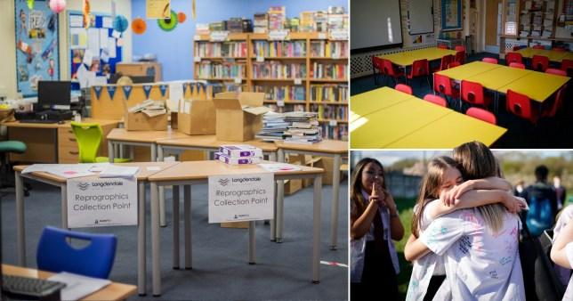 schools closing under tier 4 (Picture: Getty)