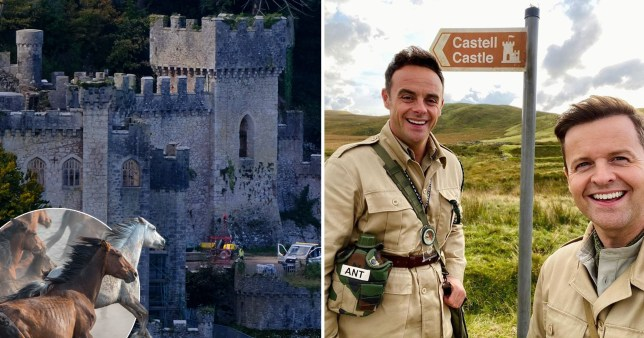 I'm A Celeb 2020: Contestants warned they'll be visited by galloping ghost horses in haunted Welsh castle
