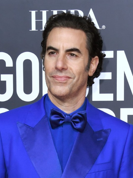 Sacha Baron Cohen wants Maria Bakalova to win Oscar for Borat 2 Pics: Getty/Maria Bakalova/Instagram