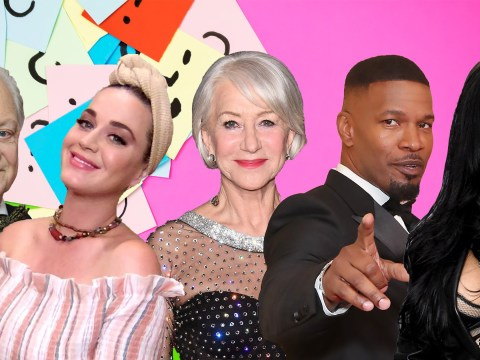 From Sir David Jason to Katy Perry – can you guess the real names of these celebs?