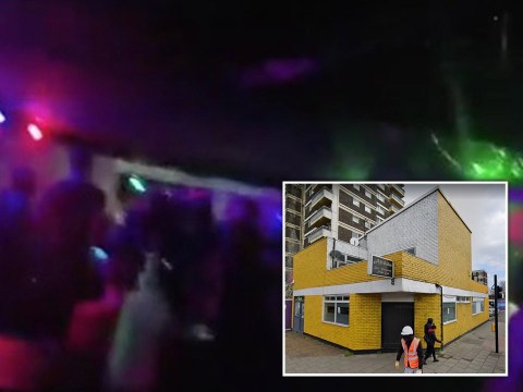 Secret London nightclub shut down after people found partying in the basement
