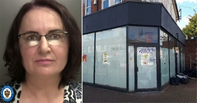 Woman used charrity for assylum seekers as front for people trafficking