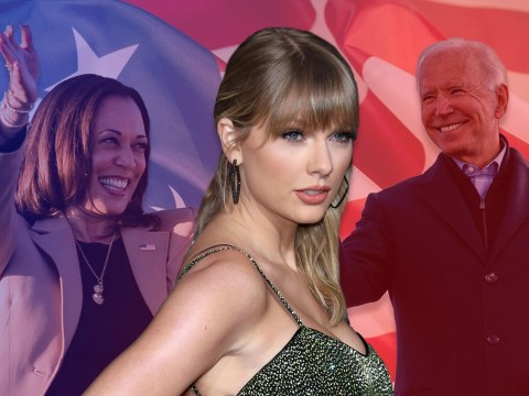 Taylor Swift's lends political song Only The Young to Joe Biden and Kamala Harris endorsement video