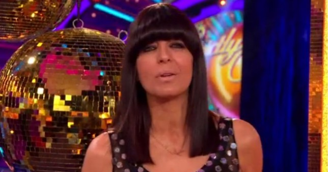 Strictly host Claudia Winkleman jokes series will be cancelled due to lockdown BBC
