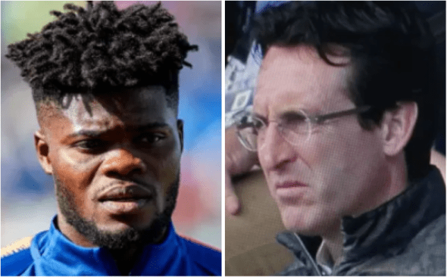 Unai Emery scouted Thomas Partey personally in May last year