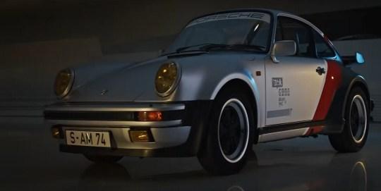 Johnny Silverhand Porsche 911 Turbo