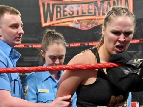 Donald Trump 'campaign committee' lists Ronda Rousey's fake WWE skit as real-life arrest