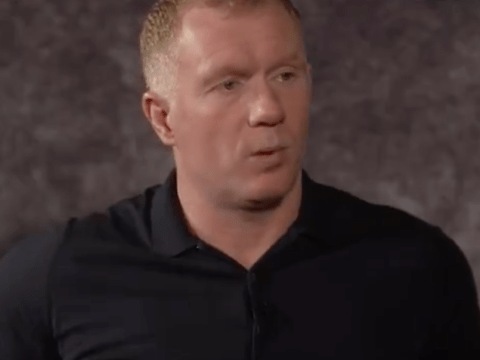 Paul Scholes urges Manchester United to ditch Jadon Sancho pursuit and sign Erling Haaland or Harry Kane