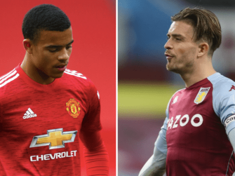 Jack Grealish sends message to Mason Greenwood amid lateness accusations
