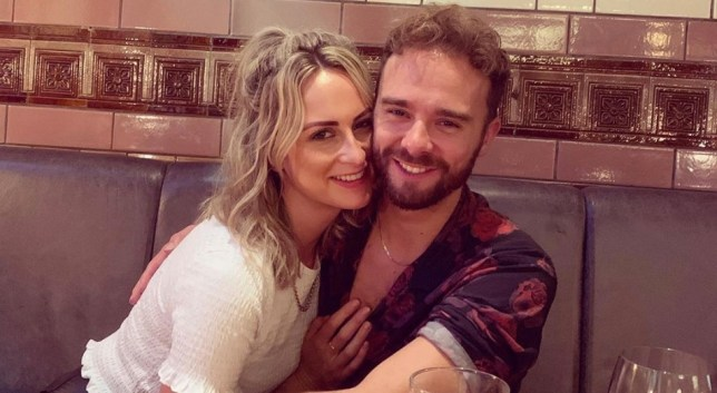 coronation street, jack p shepherd and girlfriend hanni