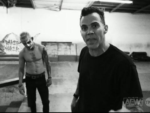 Jackass star Steve-O joins AEW wrestler Darby Allin for brutal 'body bag' stunt