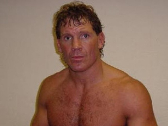 Wrestling legend Tracy Smothers