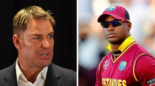 Shane Warne blasted 'ordinary cricketer' Marlon Samuels