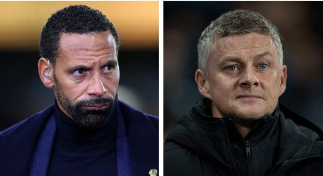 Rio Ferdinand has told Ole Gunnar Solskjaer how to deal with Harry Maguire