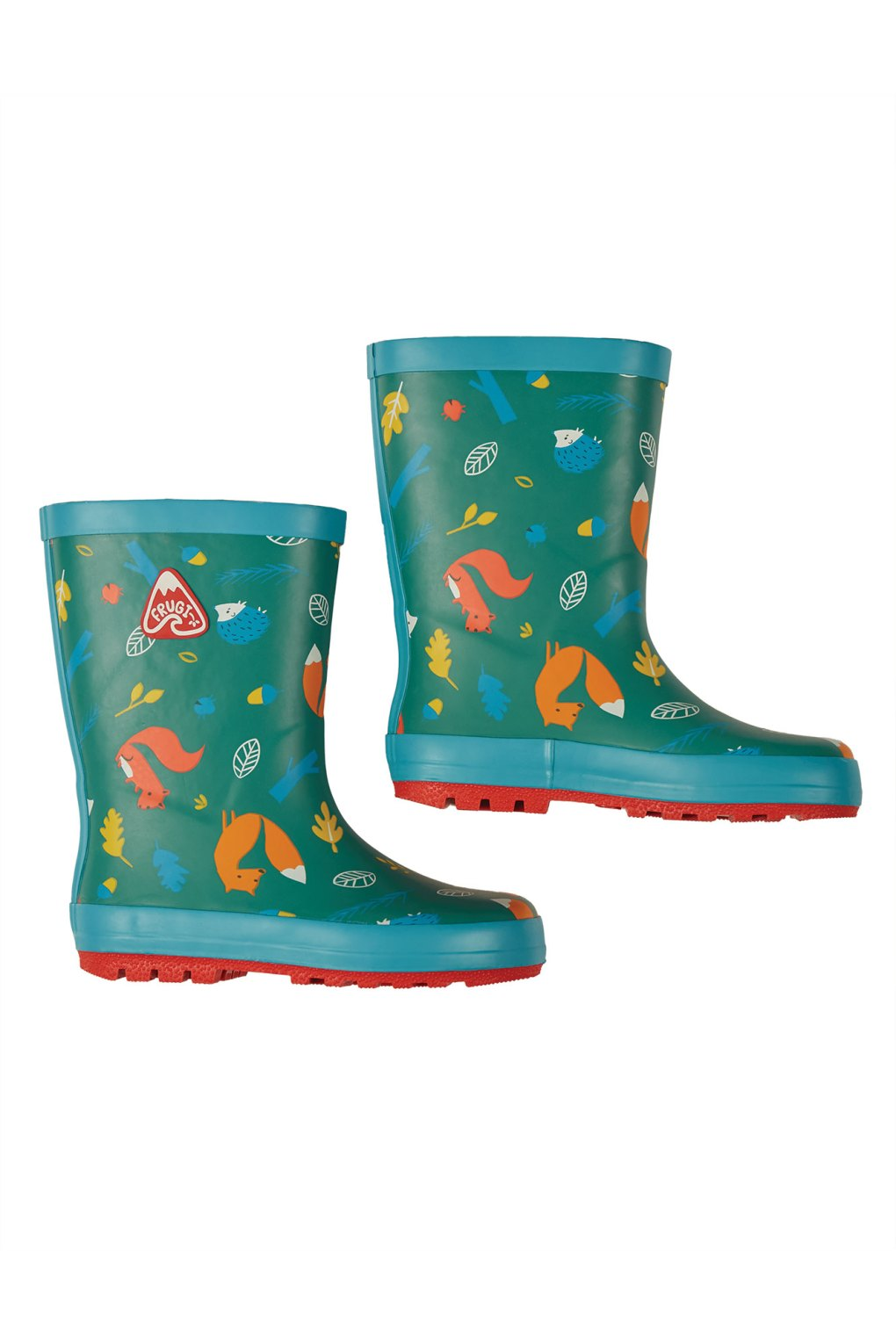 The National Trust Puddle Buster Welly Boots Frugi