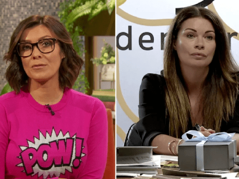 Corrie's Alison King felt 'immense guilt' after giving birth to daughter the same day Kym Marsh lost son