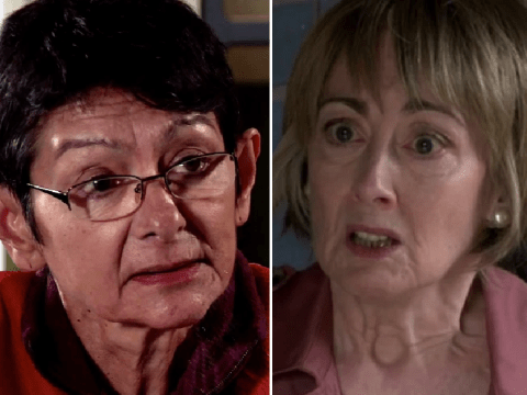 Coronation Street spoilers: Geoff Metcalfe destroyed as Elaine and Yasmeen take him down?