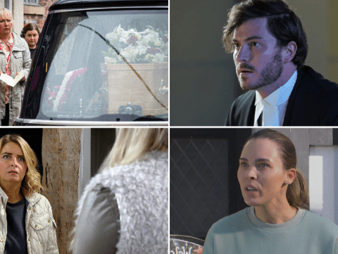 12 soap spoiler pictures: Coronation Street Todd death horror, EastEnders Gray lashes out, Emmerdale return, Hollyoaks murder terror