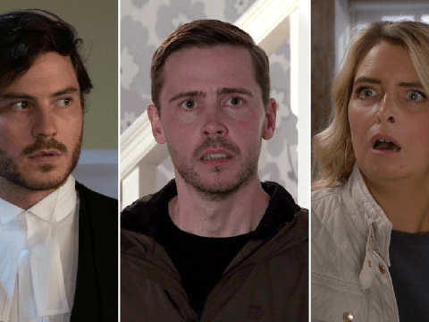 10 soap spoilers this week: EastEnders Gray lashes out, Coronation Street Todd death horror, Emmerdale showdown, Hollyoaks return