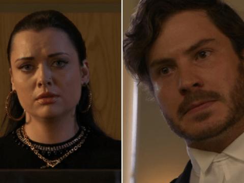 EastEnders spoilers: Whitney Dean in danger as killer Gray Atkins traps her?
