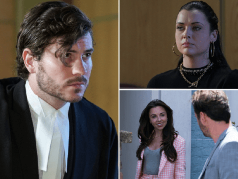 EastEnders spoilers: 33 new images reveal violent Gray showdown, Whitney's fate and huge returns