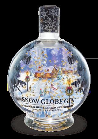 Gravity Drinks Snow Globe Gin