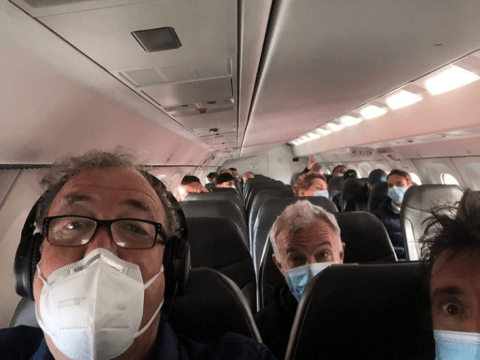 Jeremy Clarkson trolled over The Grand Tour photo as fans demand Madagascar special