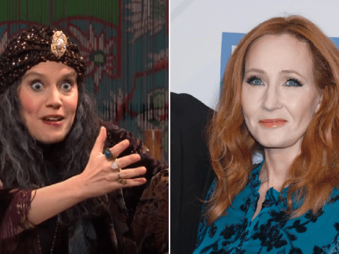 Saturday Night Live's Kate McKinnon makes epic dig at JK Rowling during psychic reading with Adele