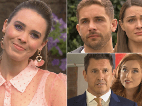 Hollyoaks spoilers: 21 new images reveal Liberty's revenge, Sienna destroyed and deadly car crash