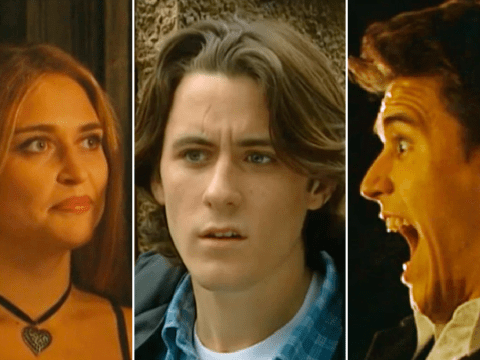 What happened next in Hollyoaks after the first episode?