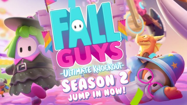 Fall Guys Season 2 artwork