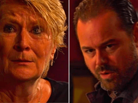 EastEnders spoilers: Shirley Carter destroyed as Mick turns against her amid abuse discovery